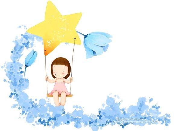 可爱韩国儿童小女孩壁纸[多图]图片10