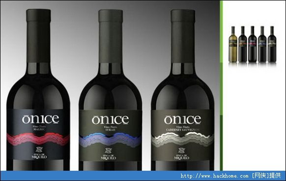 唯美arbol品牌酒瓶包装设计赏析 [多图]