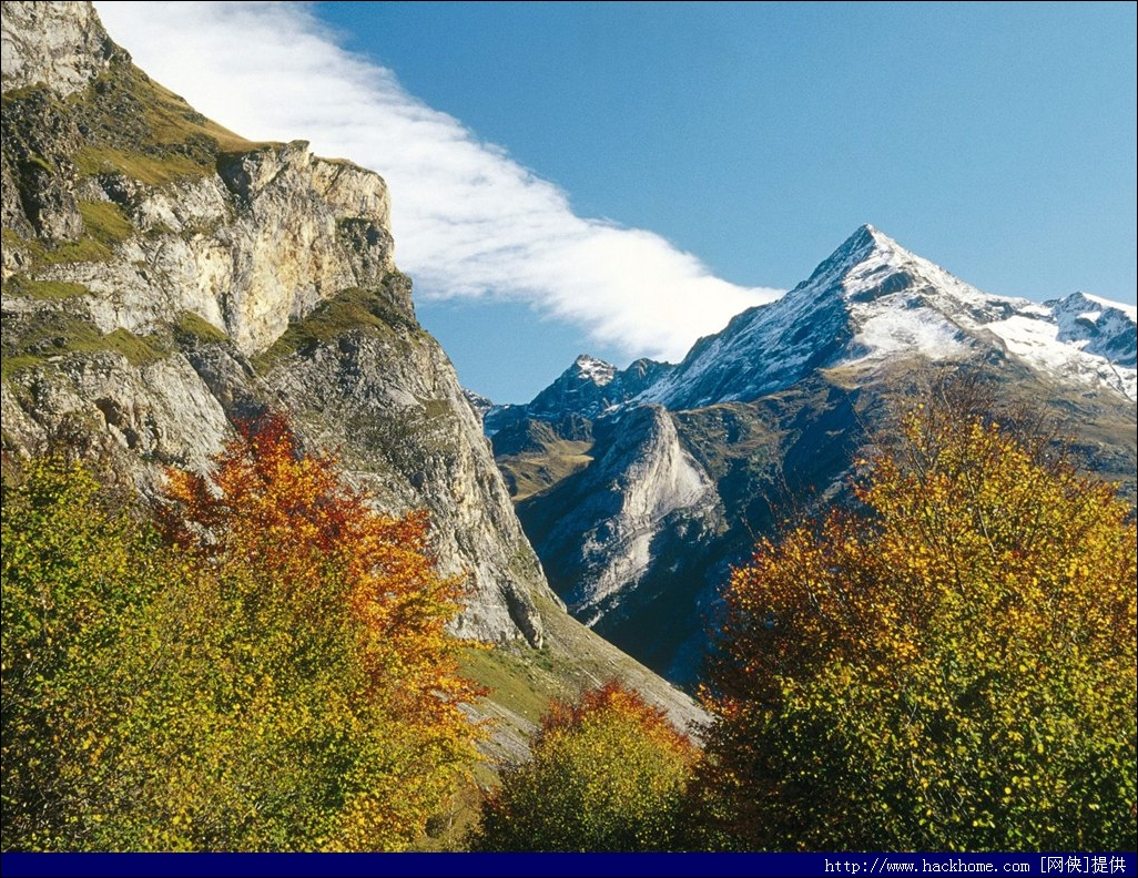 pimene summit ossoue valley french pyrenees 法国:比利牛斯