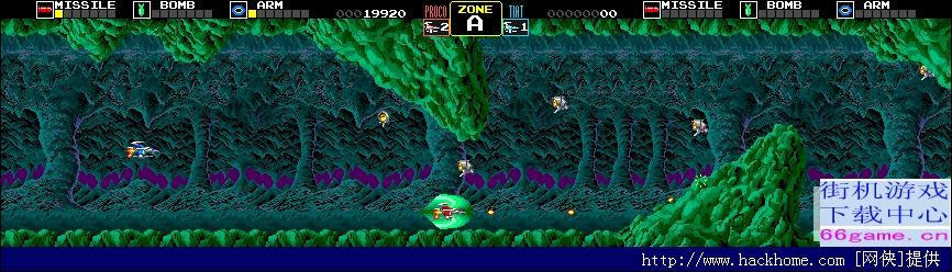 横版射击游戏四大系列之三DARIUS系列回顾[多图]图片1