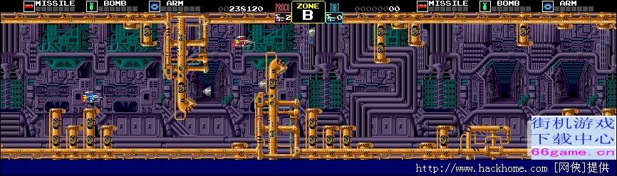横版射击游戏四大系列之三DARIUS系列回顾[多图]图片2