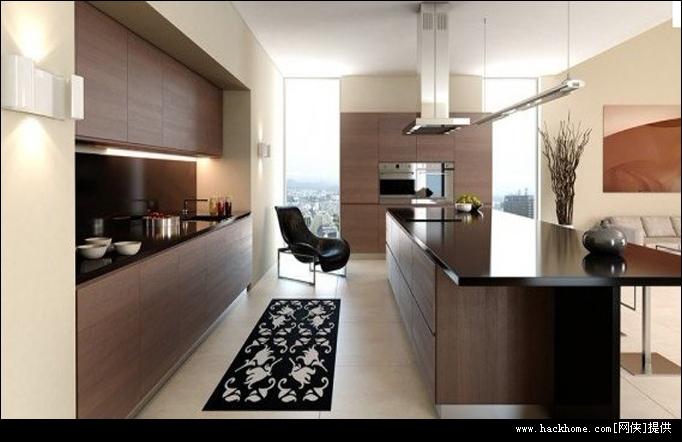 2011装修效果图之厨房图片大全高清图片