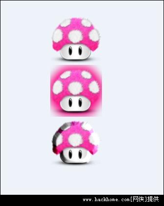 粉红色桌面可爱按钮png图标