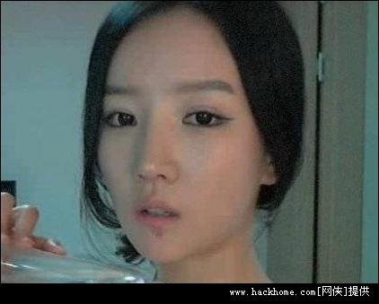 韩国视讯网性感女主播朴妮唛qq头像下载
