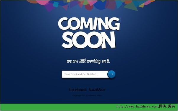 2013最新漂亮使用国外网站模板PSD合集下载[多图]图片9