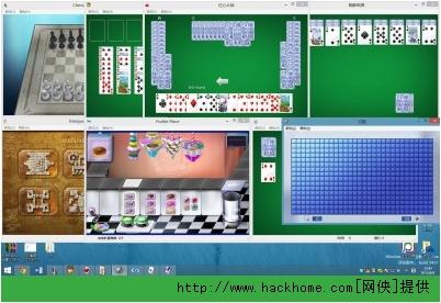 Win8中运行Win7系统自带游戏蜘蛛纸牌详细图文教程[多图]图片4