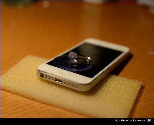 苹果iphone5屏幕的详细拆卸方法
