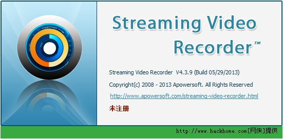 ��Ļ��Ƶ¼�ƹ��� Apowersoft Streaming Video Recorder �ƽ��ͼ5: