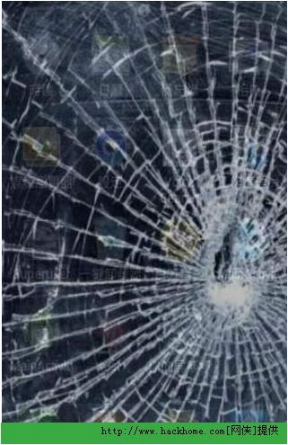 创意破碎屏幕手机壁纸下载 ,创意破碎屏幕手机壁纸 网侠手机软件站