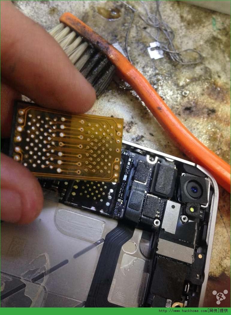 苹果iphone刷机后无法激活显示[多图]图片13_嗨客手机站