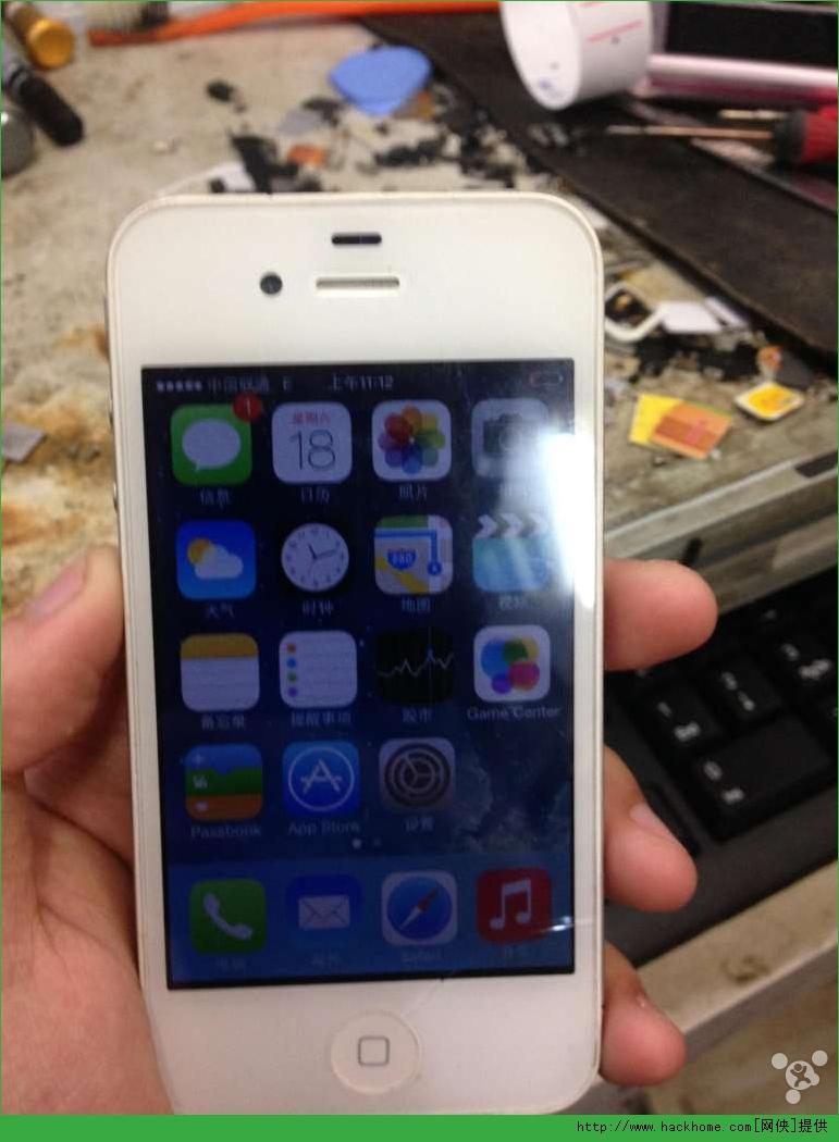 苹果iphone刷机后无法激活显示[多图]图片15_嗨客手机站