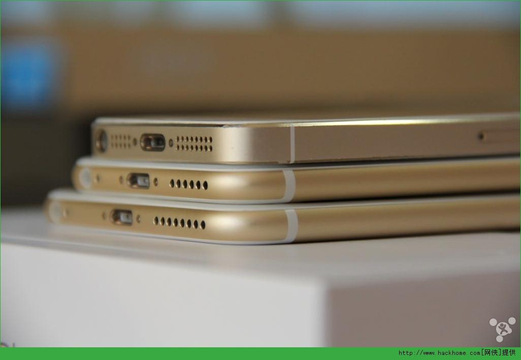 苹果iphone6/plus香槟金深度体验图文报告!(包含软件、外观、壳等)[多图]图片9