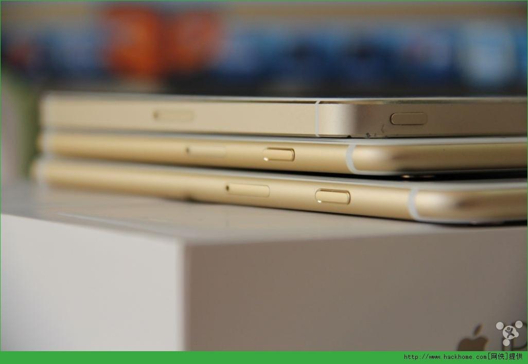 苹果iphone6/plus香槟金深度体验图文报告!(包含软件、外观、壳等)[多图]图片10