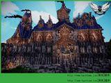 我的世界Minecraft优格拉修主城地图存档最新绿色版