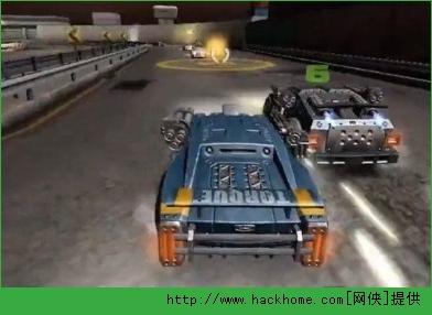 战斗赛车手电脑pc版 v1.0