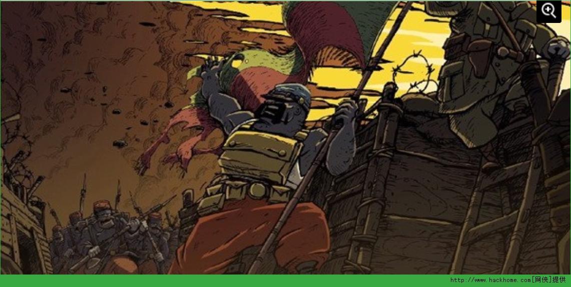 《勇敢之心:伟大战争》手机ios版图2: