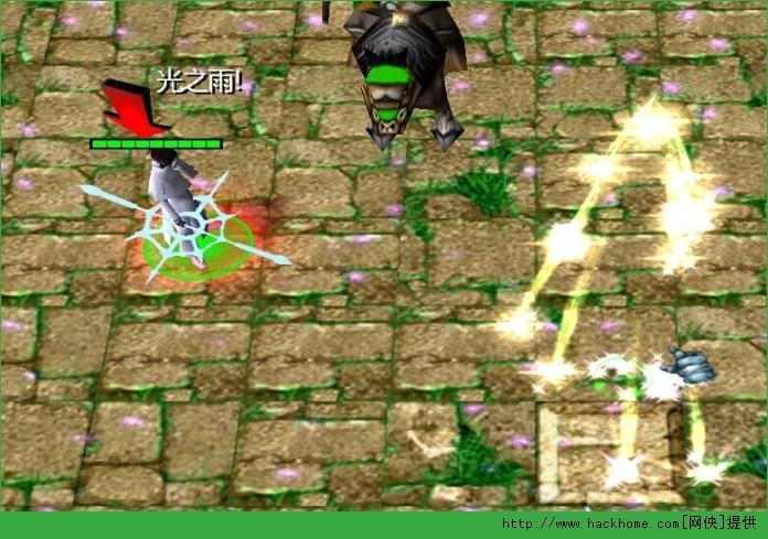 动漫乱斗 魔兽对抗地图 v1.7 正式版