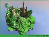 我的世界天空之城地图存档