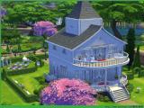 模拟人生4 婚礼用浪漫房屋MOD