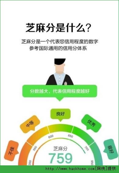 芝麻信用官网IOS手机版app图4: