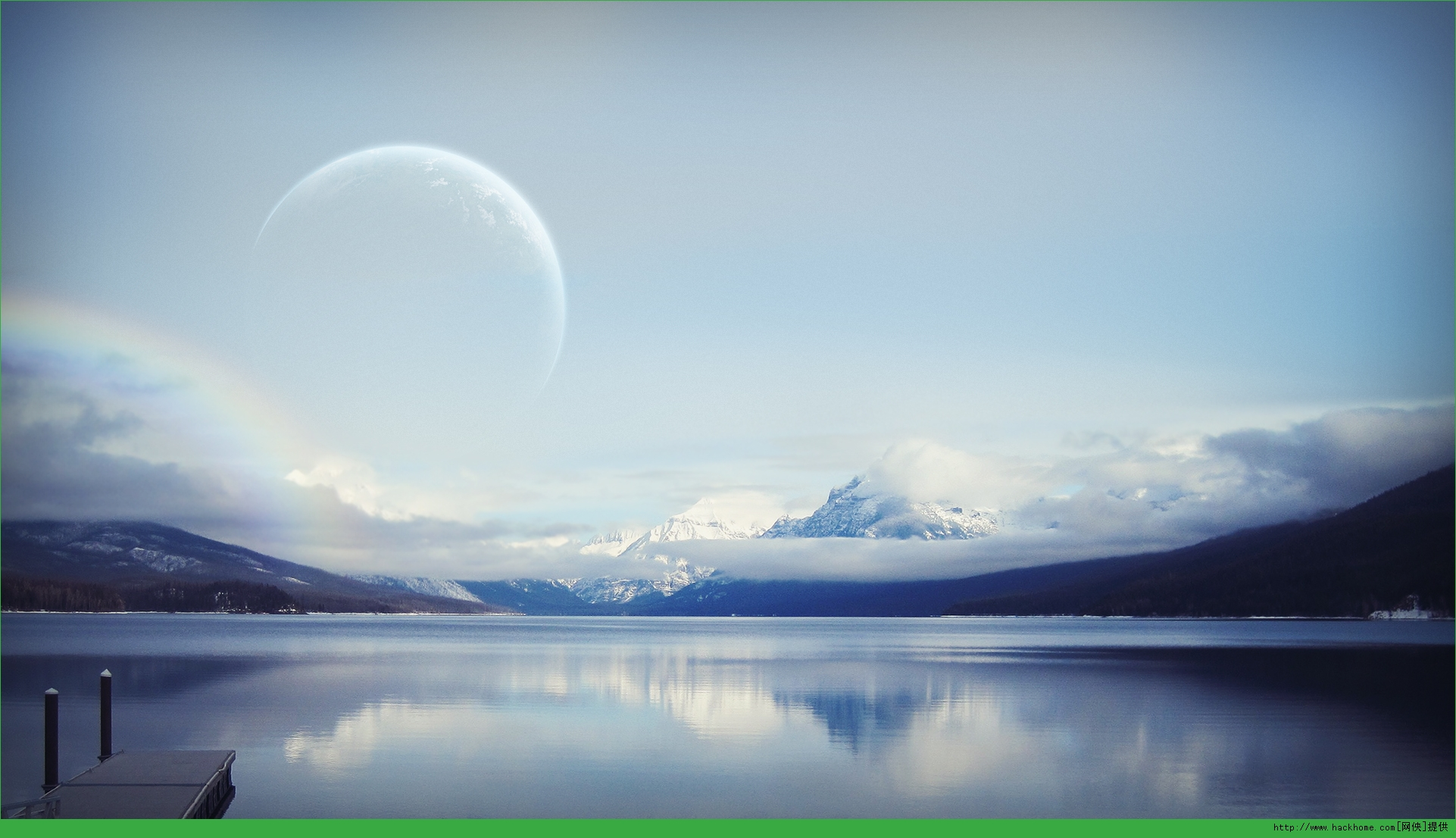 win10风景壁纸  windows10正式版精美高清风景桌面