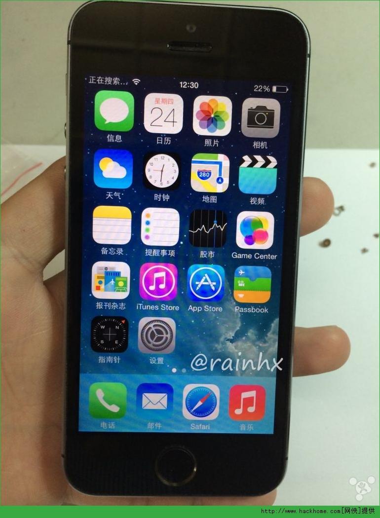 iphone5自己动手改造成iphone5s后盖详细图文教程
