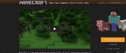 怎么注册我的世界(Minecraft)账号呢?我的世界账号注册图文详解[多图]图片7_嗨客手机站