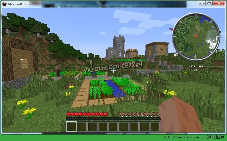 我的世界1.7.2地图种子代码大全