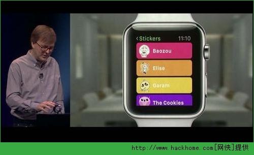 暴走漫画apple watch怎么用? 暴走漫画Apple Watch版使用教程[图]