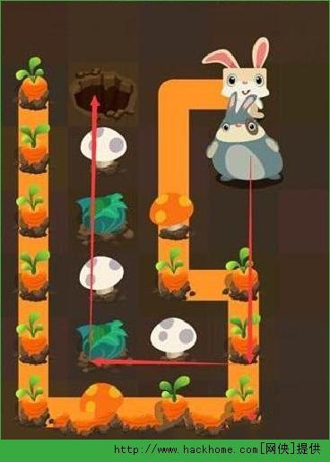 兔子复仇记(patchmania)第二章仓库里5-8通关攻略[多图]
