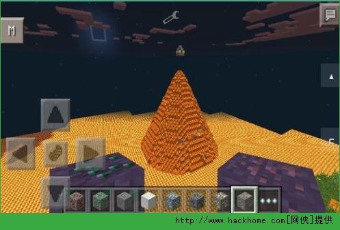 我的世界手机版生存地图岩浆海存档