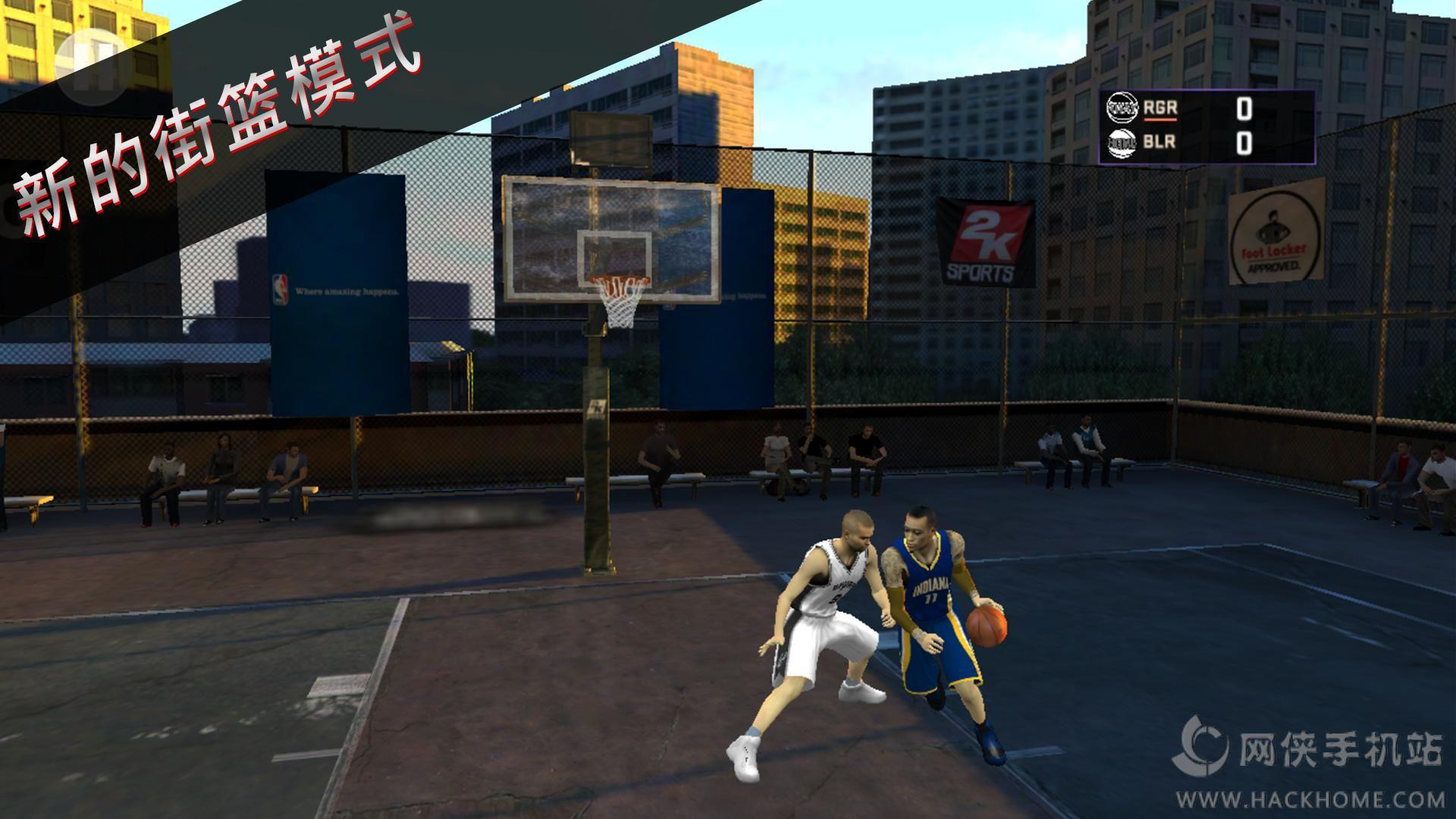 NBA 2K16手机版官网中文版图3: