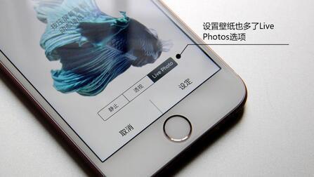 iPhone6s/Plus自制live photo动态锁屏壁纸导入教程(无需越狱)[多图]