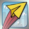 重力纸飞机iOS金币破解版(Tilt Flight) v2.0.0