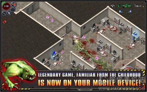孤胆枪手2游戏手机版(Alien Shooter 2)图3: