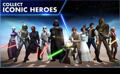 星球大战银河英雄传iOS版图1