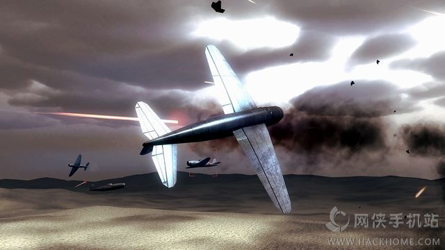 3D雷霆战争英雄手游官方iOS手机游戏(3D Iron Thunder War Heroes)图4: