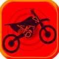 越野摩托车经典赛车