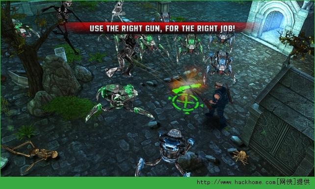 机械刺客手游官网iOS版图3: