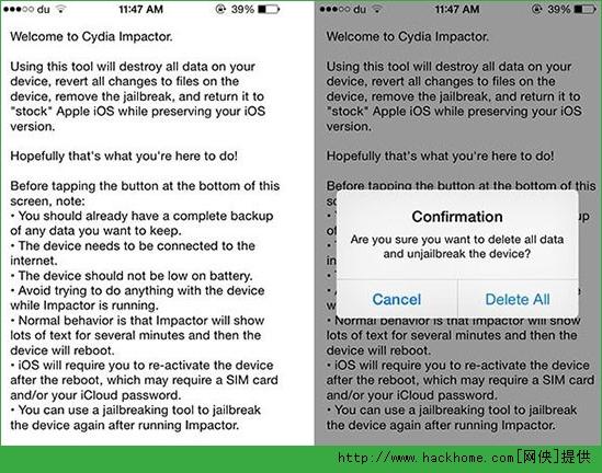Cydia Impactor下载地址 Cydia Impactor下载使用图文教程[多图]图片3_嗨客手机站