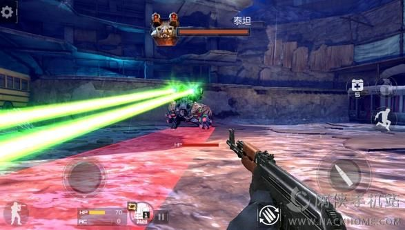 穿越火线枪战王者官网ios版图2: