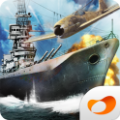 炮艇战3D战舰破解版无限金币 v1.3.9