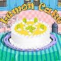 柠檬蛋糕烹饪