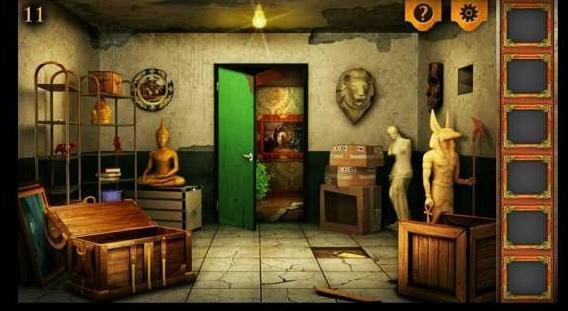 密室逃脱5攻略大全:官方正版第11关图文通关教程[多图]