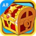 AR藏宝地图游戏