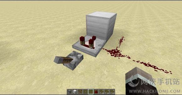 我的世界0.14.0红石激光枪制作方法图文汇总[多图]图片2