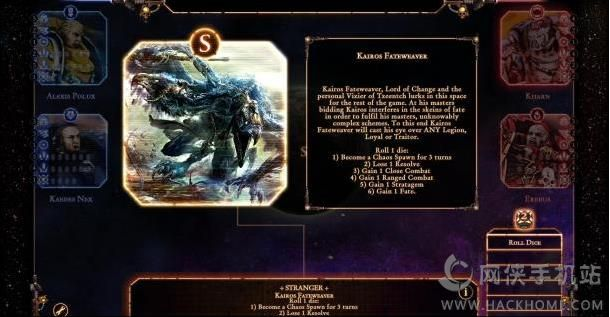 圣符国度荷鲁斯异端官方iOS手机版(Talisman The Horus Heresy)图1: