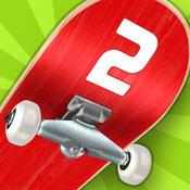 手指滑板2游戏