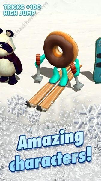图德尔的雪橇游戏下载手机版图3: