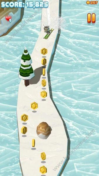 图德尔的雪橇游戏下载手机版图5: